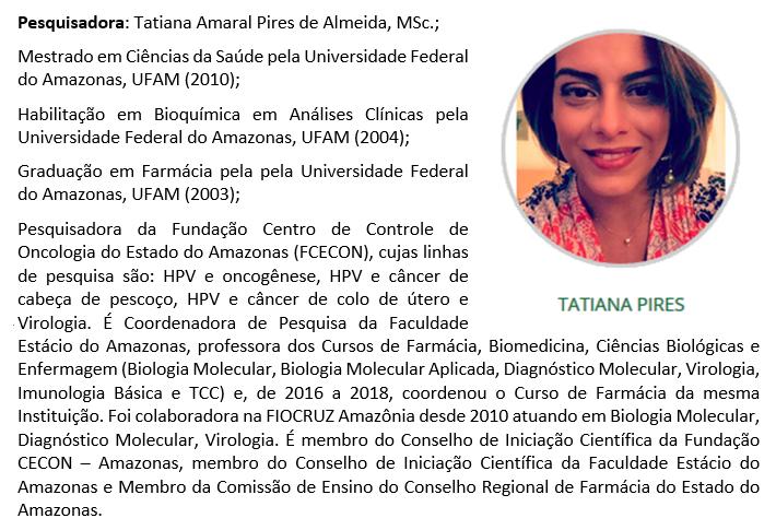 7 - Tatiana Pires