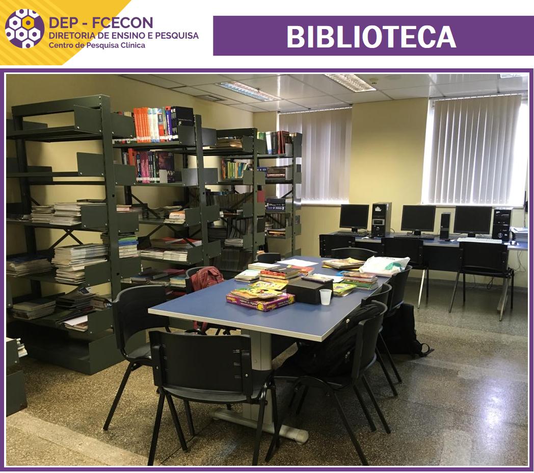 DEPOIS - Biblioteca