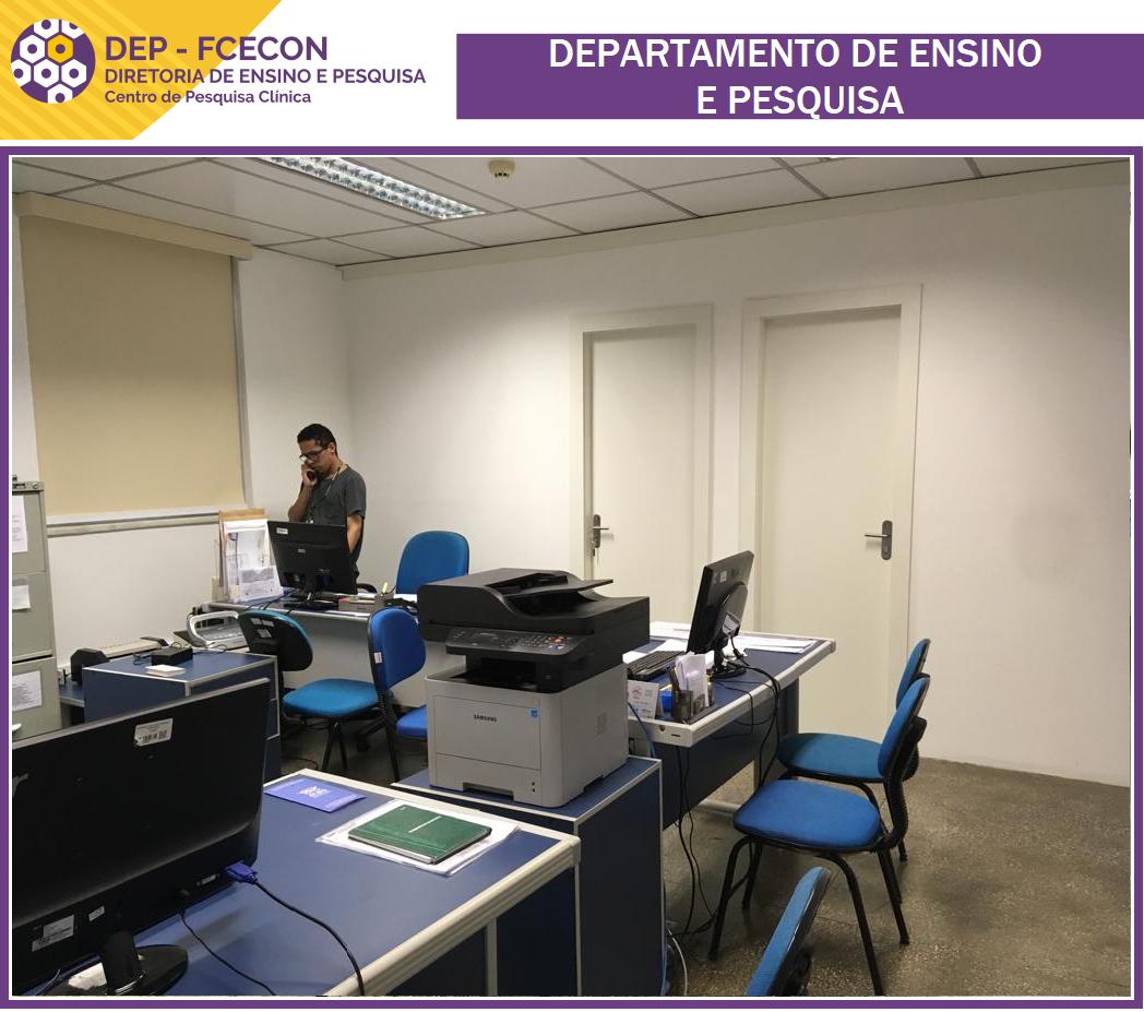 DEPOIS - Departamento de Ensino e Pesquisa