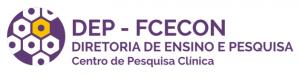 Logomarca DEP - Versão positiva