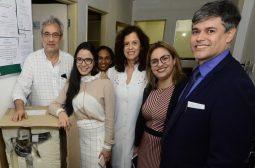 Susam entrega aparelhos para prevenção ao câncer de colo uterino na FCecon