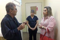 FCecon recebe doação de aparelho utilizado no tratamento de feridas