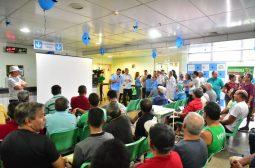 Mutirão de consultas urológicas atende mais de 100 homens na FCecon