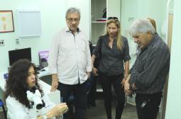 FCecon recebe novos equipamentos para prevenir o câncer de colo de útero
