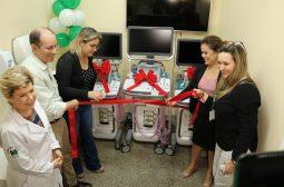 FCecon recebe três novos aparelhos de ultrassom e dá passo importante para agilizar diagnóstico de câncer de mama