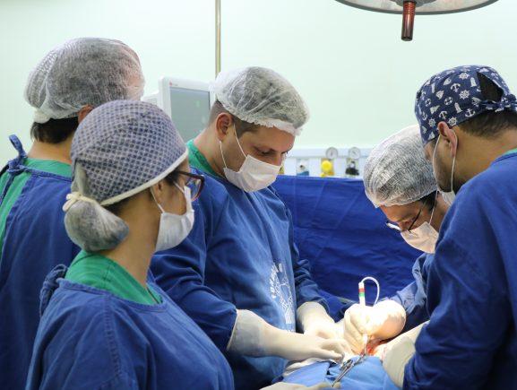 FCecon suspende cirurgias temporariamente e serviço eletivo de Endoscopia por 13 dias