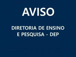 AVISO - DEP