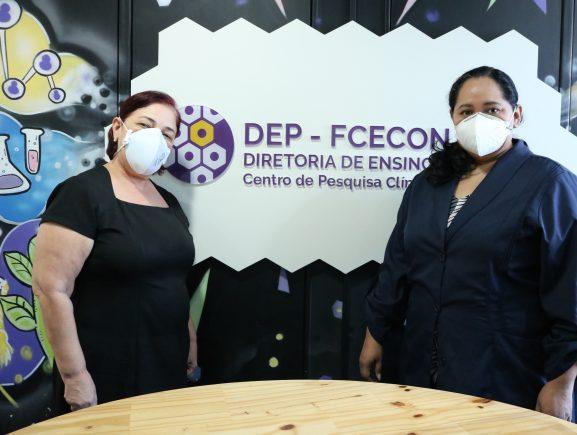 Servidoras da FCecon são destaque com artigo nacional sobre terapia para alívio de dor