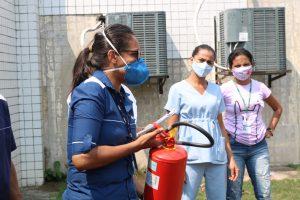 Fundação Cecon publica edital para brigada de incêndio